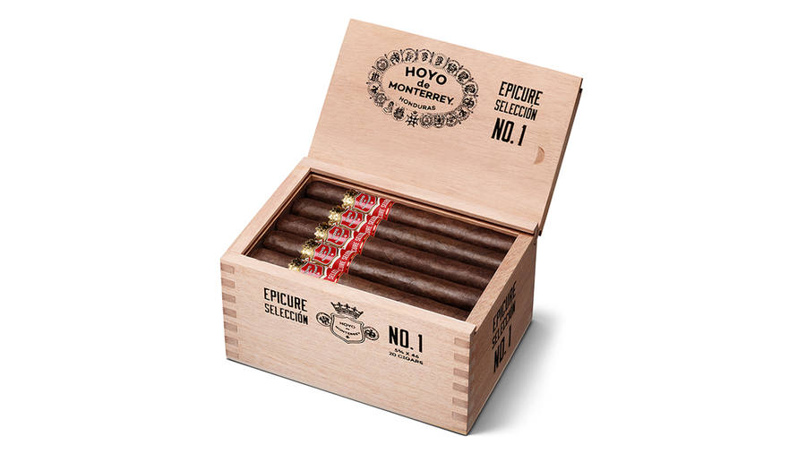General Cigars Ship Hoyo de Monterrey Epicure Selección