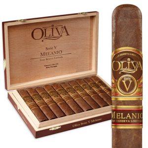 Oliva Serie V Melanio Double Toro 6×60