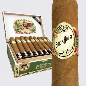 Brick House Double Connecticut Robusto 5×54