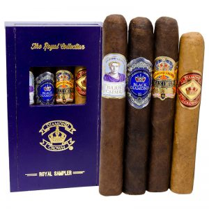 Diamond Crown Royal Collection 4 Pack Sampler