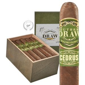 Southern Draw Cedrus Robusto 5.5×54