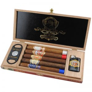 My Father Selection Toro 5-CT Sampler w/ Lighter & Cutter