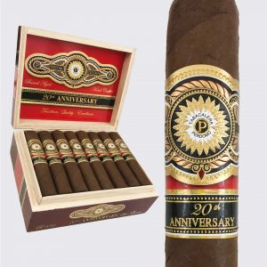 Perdomo 20th Anniversary Churchill Sungrown 7×56