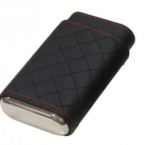 DREXEL DIAMOND STITCH CASE