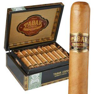 Tabak Especial Robusto Dulce 5×54