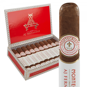 Montecristo Crafted by AJ Fernandez Churchill 7X50