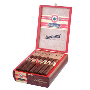 Joya De Nicaragua Antano Shut The Box Robusto Limited Edition NEW RELEASE