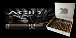 Read more about the article Drew Estate Expands ACID 20 Anniversary Line With New Sizes