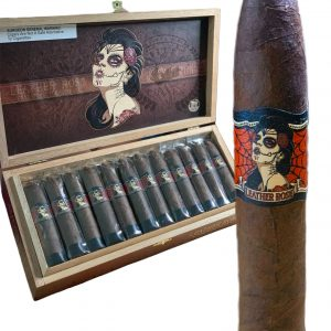 Deadwood Leather Rose 5×54 Torpedo