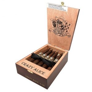 Deadwood Crazy Alice Robusto 4.5×52