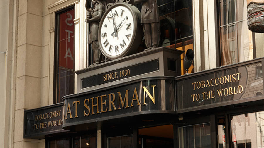 Nat Sherman International Closing Manhattan