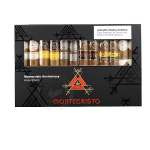 Montecristo Anniversary Assortment 12 Ct