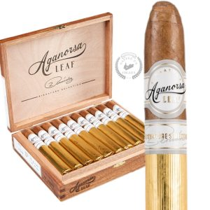 Aganorsa Leaf Signature Selection Belicoso 6.25×52