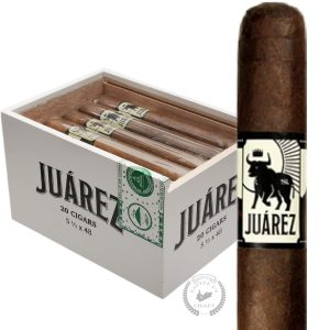 Crowned Heads Juarez Chihuahua 5.5×48 New Release – Single