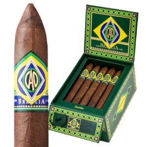 CAO Brazilia Samba 6.25×54