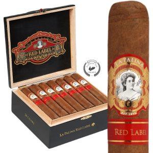 La Palina Red Label Toro 6.5×52