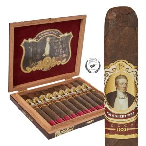 Protocol Sir Robert Peel Maduro BP Toro 6×52