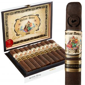AJ Fernandez Bella Artes Maduro Short Churchill 6×48