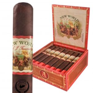 New World Navegante Robusto Box Pressed 5.5×55