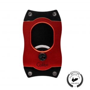 Colibri S-Cut Red With Black Blades