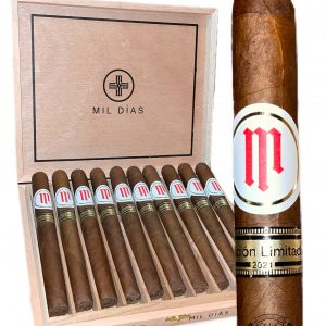 Crowned Heads Mil Dias Escogidos Limited Edition 2021 7.12×49