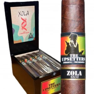 Foundation The Upsetters Zola 6×52