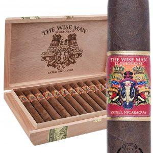 The Wise Man Maduro Toro Huaco 6×56