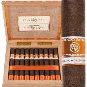 Rocky Patel Cigar Smoking World Championship Corona 5.12×42