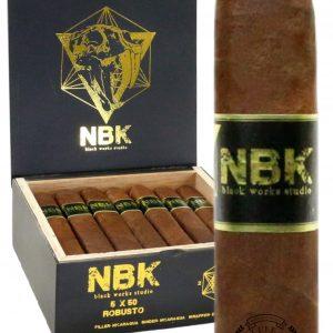 Black Works NBK Robusto 5×50