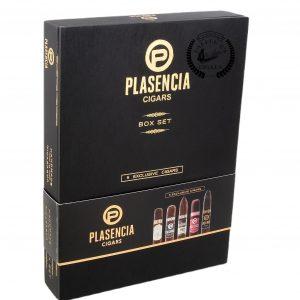 Plasencia 5-Cigar Sampler Box Set