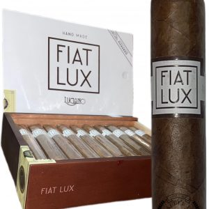Crowned Heads Fiat Lux By Luciano Genius Robusto 5.5×52